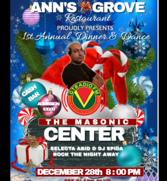 Ann's Grove  1st Annual Dinner And Dance