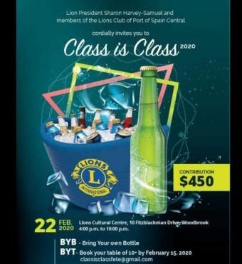 Class is Class 2020