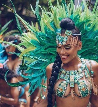 Carnival Glam Hub Trinidad Hair Glam Monday