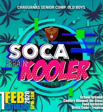 SOCA BRAIN KOOLER 2020