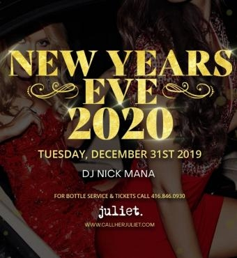 Nye Inside Juliet Nightclub