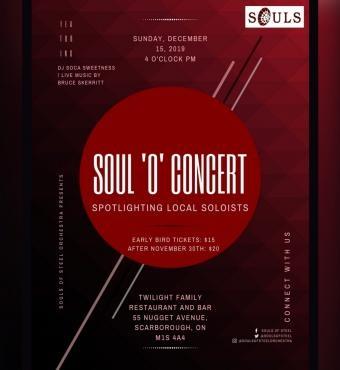Soul 'O' Concert