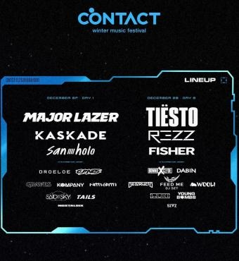 CONTACT WINTER MUSIC FESTIVAL 2019 | Vancouver