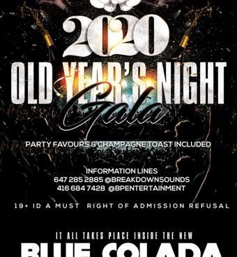 2020 Old Year's Night Gala