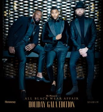 All Black Wear Affair 2019 - Holiday Gala Edition ...