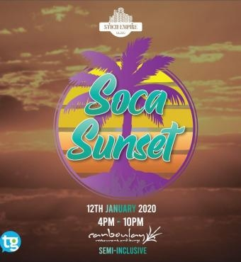 Soca Sunset