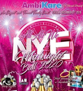 All Ah We NYE - Midnight Ball 2020