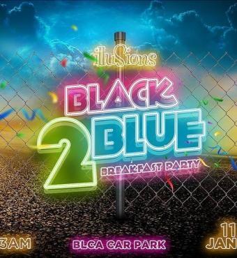 Black 2 Blue Cooler Breakfast Party 2020 | Trinidad Carnival