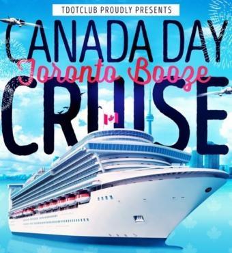Canada Day Booze Cruise