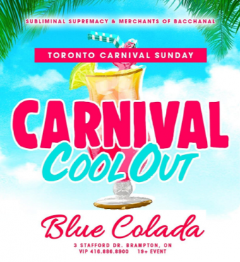Carnival Coolout 2020