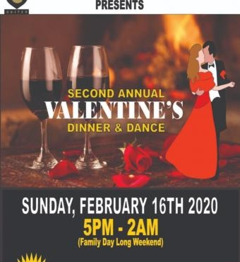 UGU - 2nd Annual Valentine's Dinner And Dance