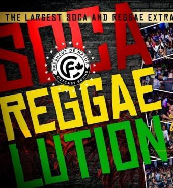 Soca Reggaelution - Prelude To Carnival
