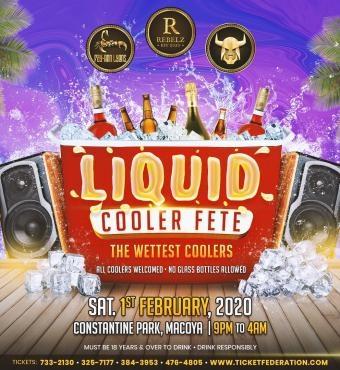 Liquid Cooler Fete - The Wettest Coolers