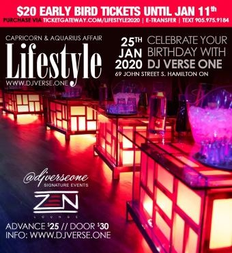 LifeStyle 2020 | DJ Verse One Celebration