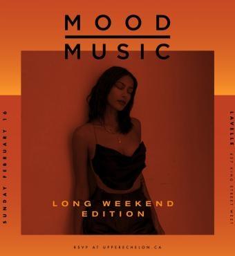 Mood Music | Long Weekend Sunday
