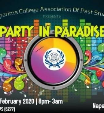 Party In Paradise - NAPS