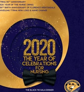 2020 The Year Of Celebrations For Nursing - The Black Tie Gala Dinner