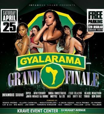 GYALARAMA GRAND FINALE