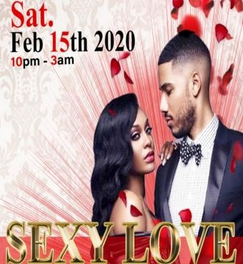 Sexy Love - A Valentine Event