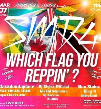 Which Flag You Reppin