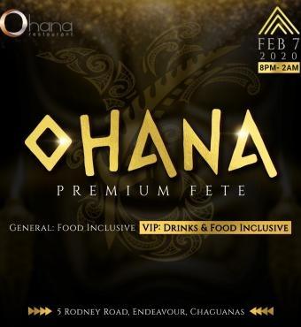 Ohana - Premium Fete