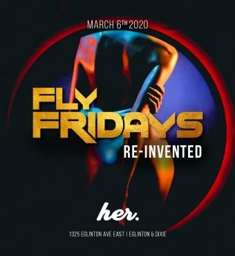 Fly Fridays - Re Invented