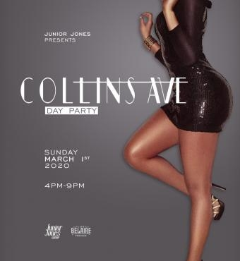 COLLINS AVE DAY PARTY