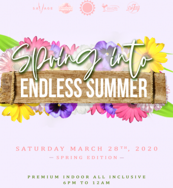 Spring Into - Endless Summer