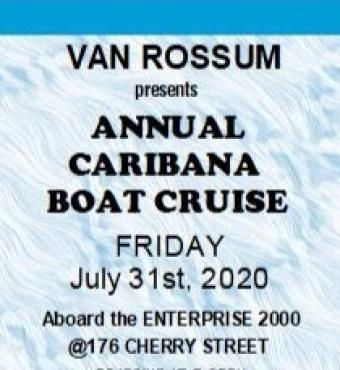 Van Rossum Annual Caribana Boat Cruise 2020