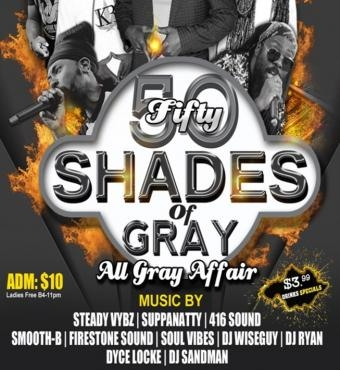 50 Shades Of Gray - All Gray Affair