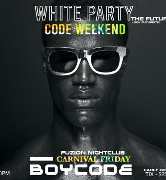 Code Weekend - White Party