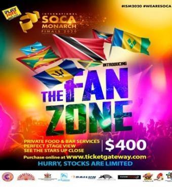 International Soca Monarch - Fan Zone