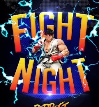 Fight Night - Baddest Team 4