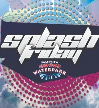 Sdw Niagara Falls - Splash Friday