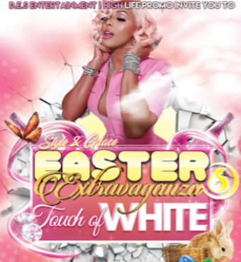 EASTER EXTRAVAGANZA PT 6 • Style & Grace | Touch Of White