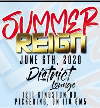 Summer Reign - District Lounge