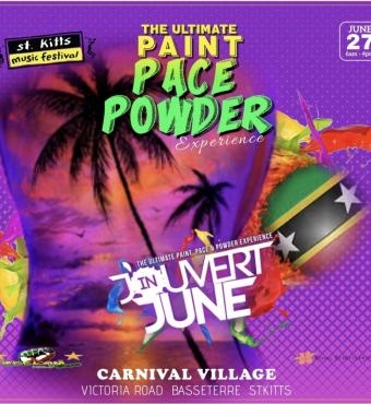 Jouvert In June 2020 - St. Kitts / Nevis