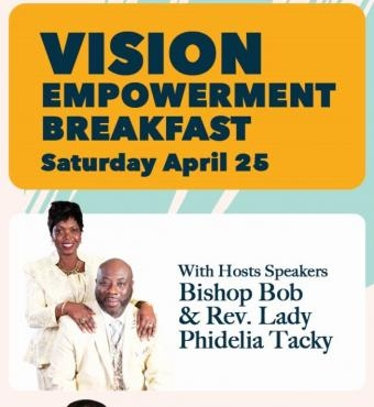 WOMEN OF IMPACT - VISION EMPOWERMENT BREAKFAST