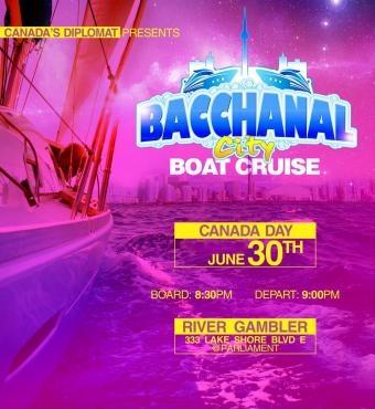 Bacchanal City Cruise