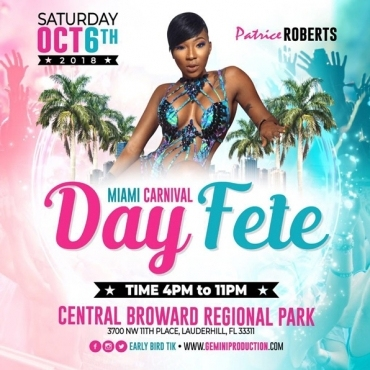 Day Fete \ Miami Carnival