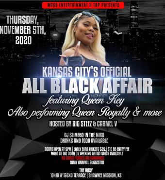Queen key concert