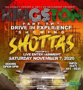 KINGSTON PT 2 - SHOTTAS
