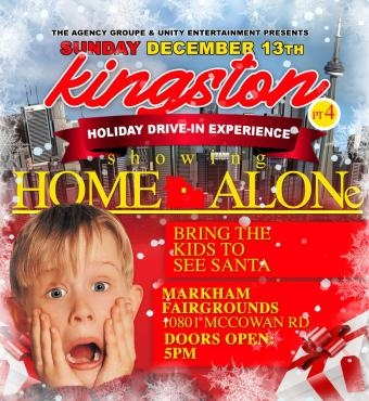 KINGSTON PT 4 MOVIE EVENT - HOME ALONE