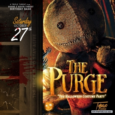 The Purge \ The Halloween Costume Party