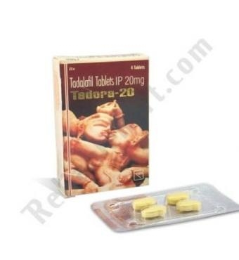 Why Tadora 20 is the best pill for Erectile dysfunction? - Reliablekart