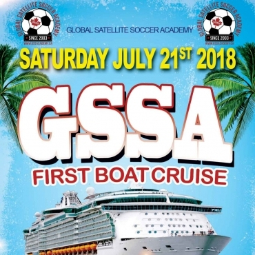 GSSA FIRST ANNUAL BOAT CRUISE