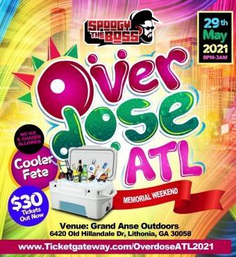 Overdose ATL 2021