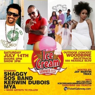 Ice Cream Summer Fest Toronto
