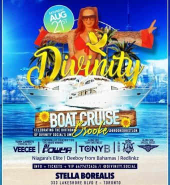 Divinity On The Lake: Aug 21st 2021   Stella Borealis   Tory Lanez Dj