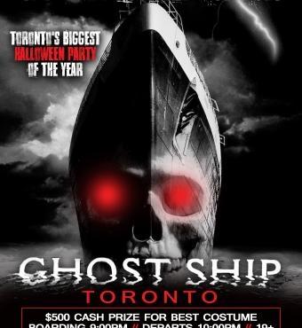 Ghost Ship - Toronto
